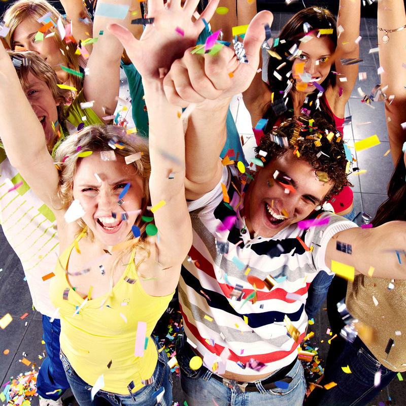 7 ідей тематичних новорічних вечірок
