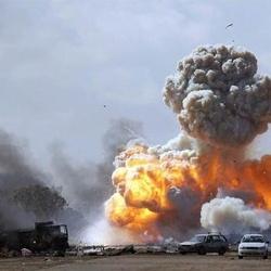 Авіація Асада скинула бомби з отруйним газом на житлові квартали