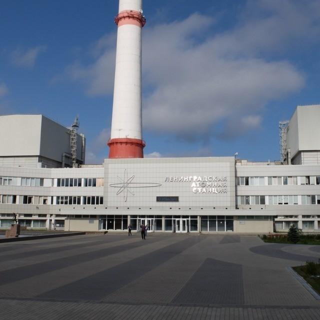 У Ленінградській області на АЕС стався викид радіоактивного пару