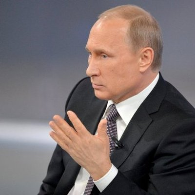 Путін вважає, що ціни в РФ підвищились через спекуляцію