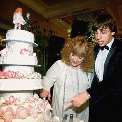 Пугачова з Галкіним відсвяткували річницю весілля