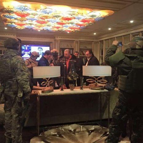 "Квартиру Корбана обшукали, а його вивезли,- прес-служба ""УКРОПу"""