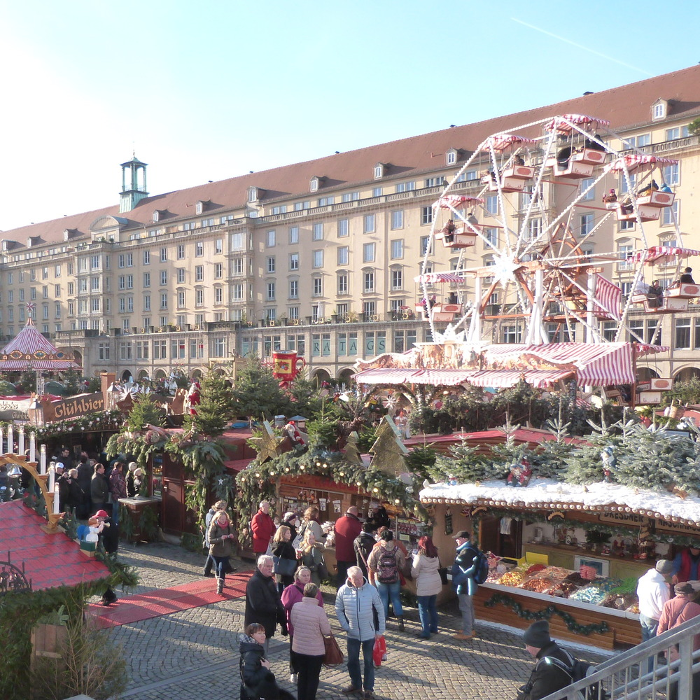 Різдвяні ярмарки Європи вражають різноманітністю (фоторепортаж)