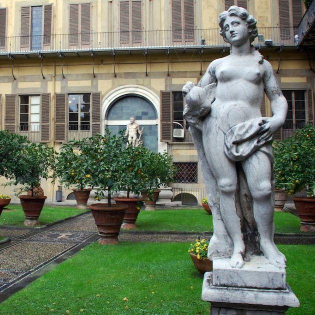 У Флоренції на місяць для туристів відкриваються підземелля палацу Медічі