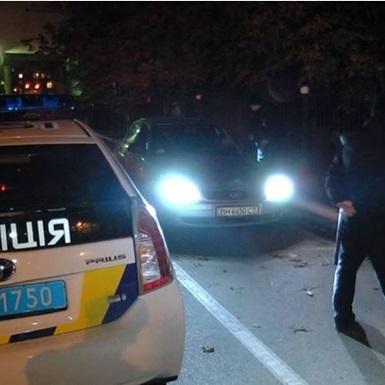 Львівські патрульні затримали п'яного ДАІшника, який симулював інфаркт