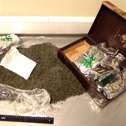 В Італії у крамницях легально продавався чай з кокаїном