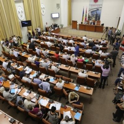 Запорізька міська рада не визнала Росію агресором