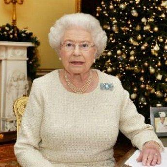 Королева Великобританії записала різдвяне привітання (відео)
