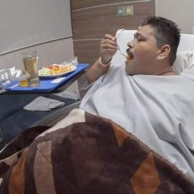 У Мексиці помер найтовстіший у світі чоловік