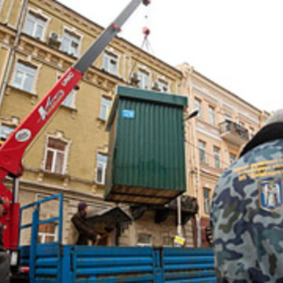 У Києві протягом року демонтовано близько 8 тисяч МАФів - Білоцерковець