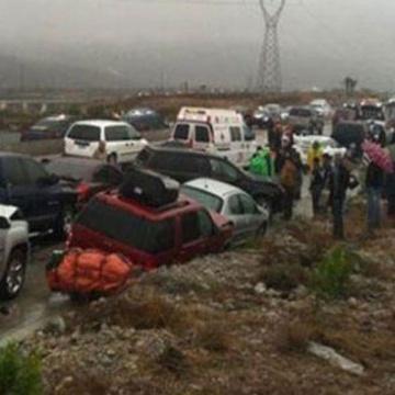 У Мексиці на трасі зіткнулися понад 30 автомобілів