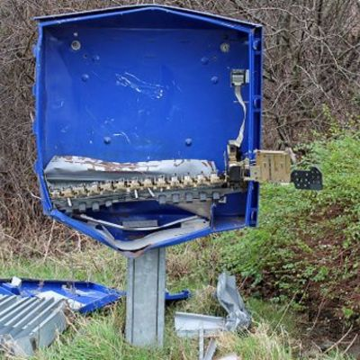 У Німеччині загинув чоловік, підриваючи автомат з презервативами