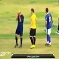 У Тунісі футбольний арбітр розплакався під час матчу (відео)