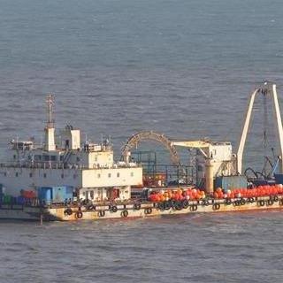 """ЦК """"Азов"""" закликав Китай припинити роботи в Керченській протоці"""