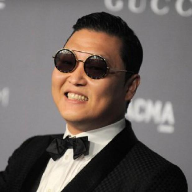 Автор Gangnam Style станцював тверк (відео)