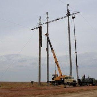 """Укренерго"" ще не приступило до ремонту пошкодженої опори ЛЕП"