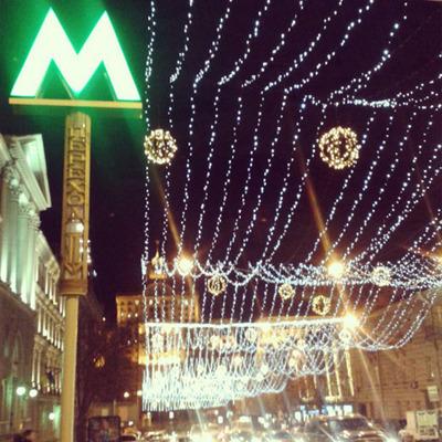 1 січня метро Києва працюватиме до 3 години ранку, а наземний транспорт - до 4