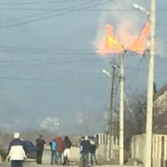 Стало відомо, чому вибухнув газопровід на Закарпатті