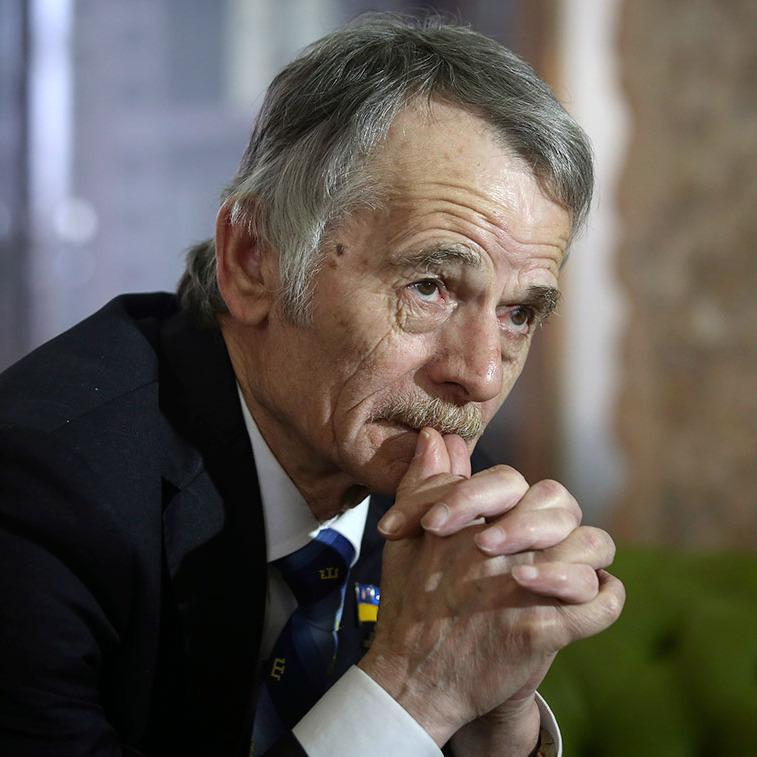 Мустафа Джемілєв висловився щодо морської блокади Криму