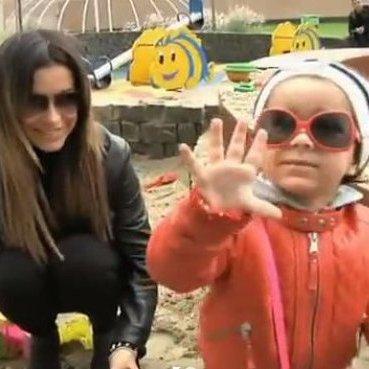 Ані Лорак показала зворушливе фото з дочкою