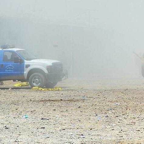 На військовій базі в Іраку вибухнули відразу п'ять смертників