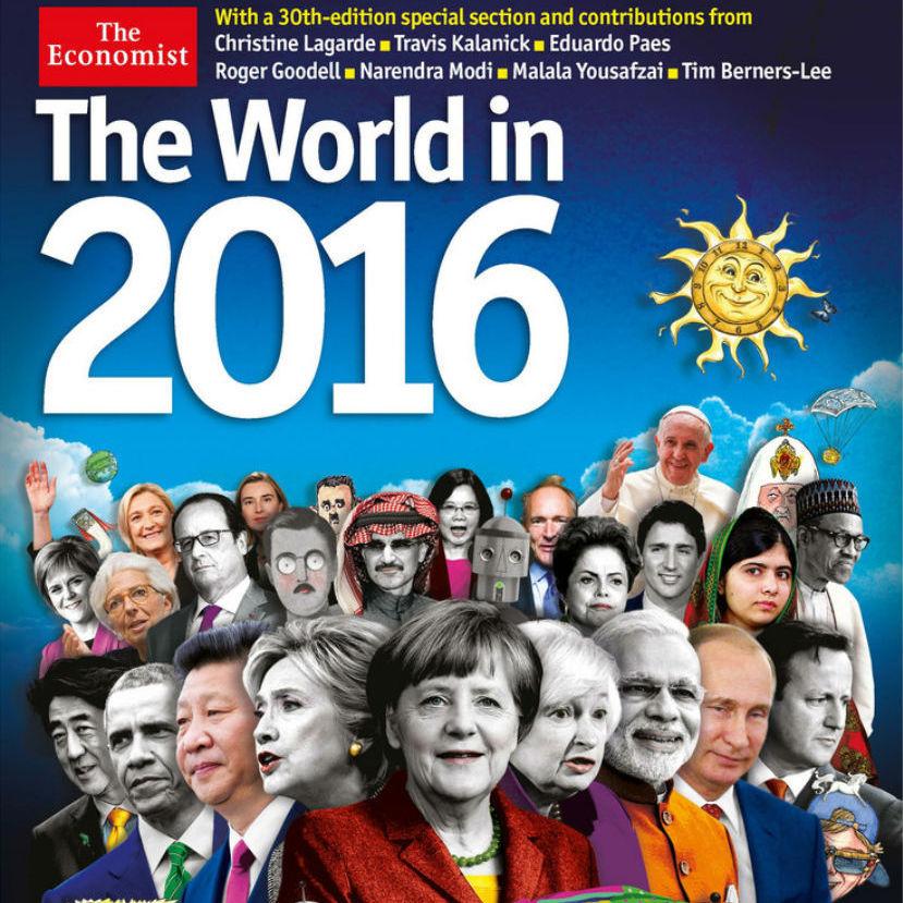 Порошенко замінив на обкладинці журналу портрет Путіна на свій