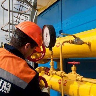 Україна збільшила імпорт газу з ЄС через морози