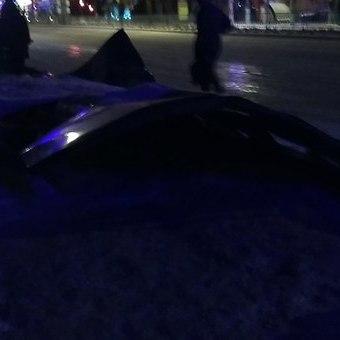 В окупованому Луганську впала зупинка громадського транспорту (ФОТО)