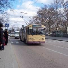 Тролейбуси в Севастополі не запустять до кінця новорічних свят