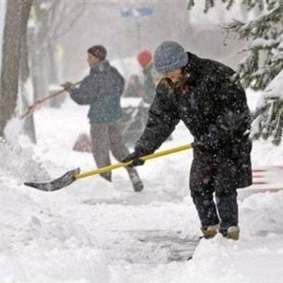 У п'ятницю прогнозують хуртовини і снігові замети