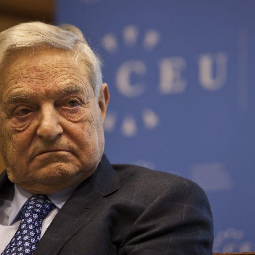 Сорос говорить про кризу на фінансовому ринку