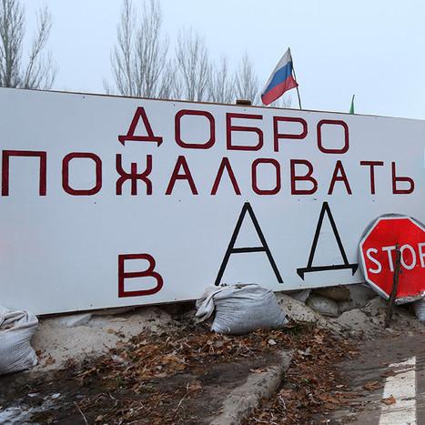 """Між бойовиками """"ЛНР"""" та """"ДНР"""" розгорівся конфлікт (відео)"""