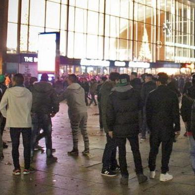 У Німеччині затримали мігрантів, які вчинили злочини у новорічну ніч