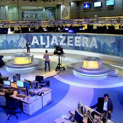 Російського політолога висміяли на телеканалі Аль-Джазіра (відео)