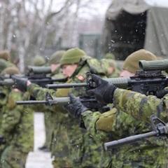До України прибудуть канадські військові