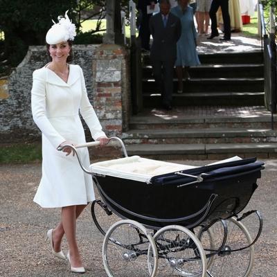 Кейт Міддлтон вагітна втретє