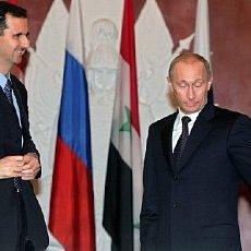 Путін вже готується надати притулок Асаду в Росії