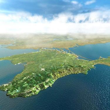У Криму знову провели соцопитування про приналежність