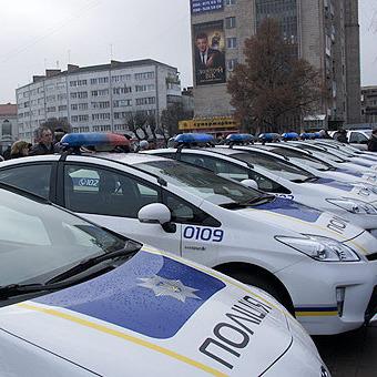 У Луцьку двічі затримали автомобіль п'яного високопосадовця