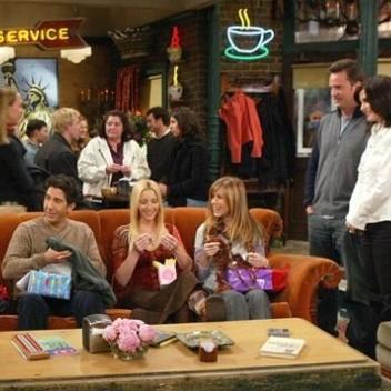 У Варшаві з'явиться кафе з серіалу «Друзі»