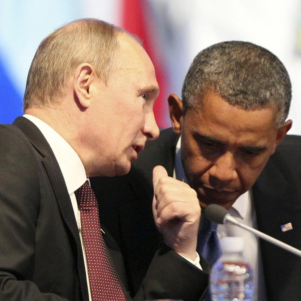 Путін запропонував Обамі об'єднатися проти ІГІЛ