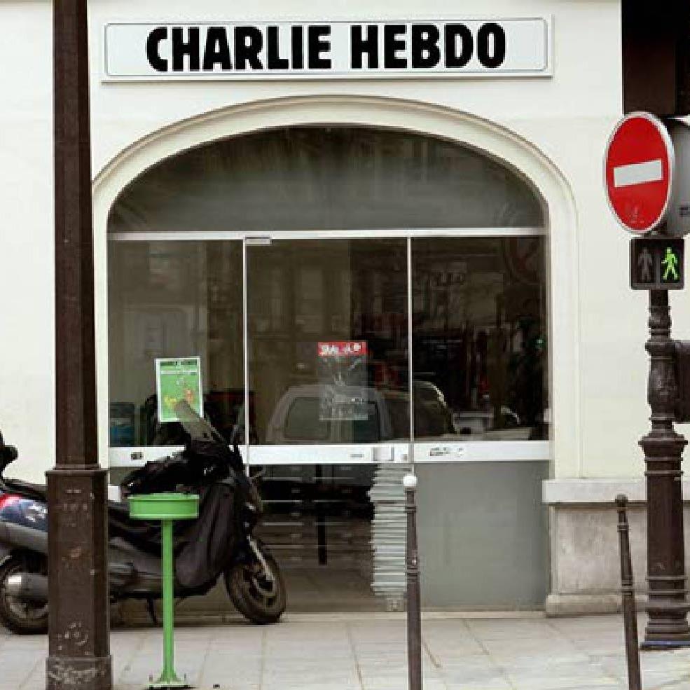Charlie Hebdo намалював карикатуру на події у Кельні