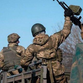 Українські військові дали відсіч терористам під Зайцевим