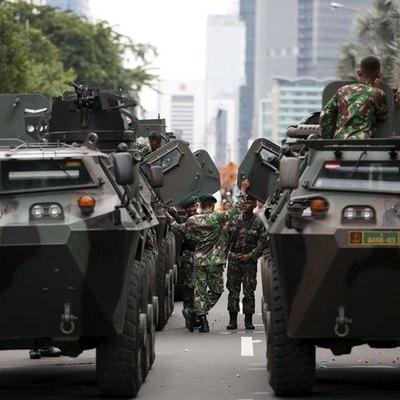 ІДІЛ взяла на себе відповідальність за теракти у Джакарті