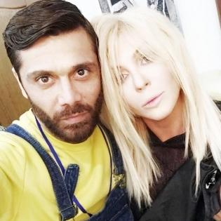 Ірина Білик заспівала в дуеті зі своїм коханим (відео)