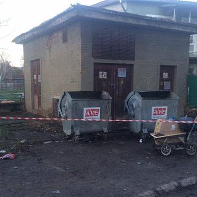 У Мукачевому затримали чоловіка, який викинув на смітник новонароджену дитину (ФОТО)
