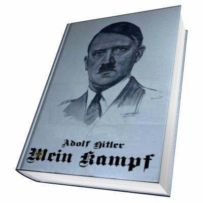 """""""Майн Кампф"""" стала хітом продажів у Німеччині"""