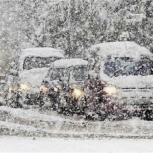 Киян попереджають про погіршення погодних умов вихідними