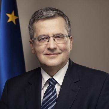 Екс-президент Польщі Броніслав Коморовський відкрив інститут свого імені