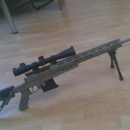 """""""Укроборонпром"""" модернізував """"Мосінку""""  та створив новітню снайперську гвинтівку (ФОТО)"""